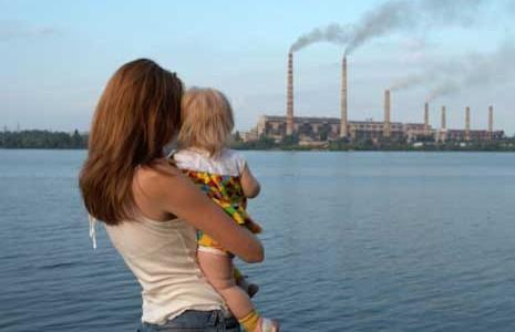 Pollution Children