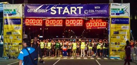 financial-fitness-run 2014 starting line